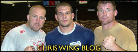 Chris Wing Blog